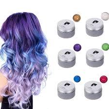 <b>HOT SALE</b> Fashion Unisex One time Molding Paste <b>Hair</b> Color Dye ...