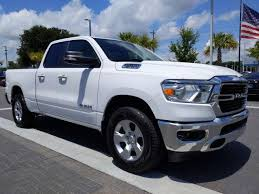 Bright White Clearcoat 2019 Ram 1500 Big Horn/Lone Star for Sale in ...