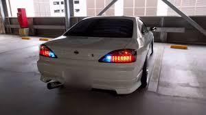 S15 Led Lights Led Taillights S15 Silvia Youtube