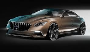 Los cambios de 9 velocidades amg speedshift tct, adaptados al nuevo catálogo de exigencias, entusiasman con transiciones extremadamente rápidas. Mercedes Benz S Class Gets An Unnecessary Four Door Coupe Makeover Carscoops