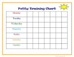 Toddler Potty Chart Ideas 48 Cogent Kids Potty Chart Template