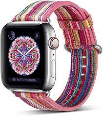 Compatible Apple Watch <b>Band</b> 38mm 40mm,Pierre Case <b>Genuine</b>