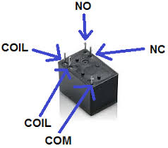 how to connect a single pole double throw (spdt) relay in a circuit 6 Pin Relay Wiring Diagram spdt real life relay wiring diagram 6 pin relay wiring diagram