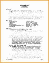 Word Doc Resume Template New Free Printable Resume Templates