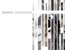 Interior Design Portfolio Ideas shannyn grandlienard interior design portfolio