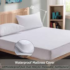 90X200cmWaterproof Mattress Cover Hypoallergenic Mattress Protector