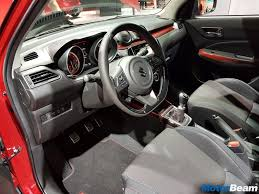 2018 suzuki swift sport interior. beautiful swift 2018 suzuki swift sport interior and suzuki swift sport interior