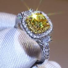 Модные роскошные дамы хрусталь, циркон, камень <b>кольцо</b> Бохо ...