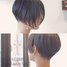 ツーブロック女子が流行中レディースのツーブロックヘア特集