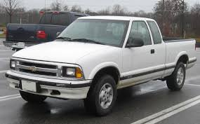 Chevrolet S-10 - Information and photos - MOMENTcar
