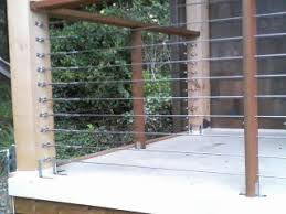 steel cable railing. Stainless Steel Cable Railing Systems Modern-porch