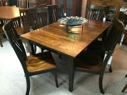 amish kitchen table magnificent gorgeous elm made dining room set in millers furniture table and chairs tables amish country ohio kitchen tables