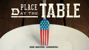 movie quotes a place at the table the program