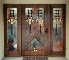 stained glass entry door for single wood entry doors