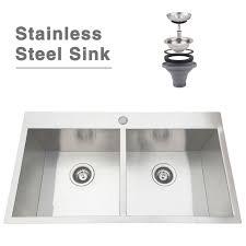 16 Gauge Stainless Steel Kitchen Sink Top Mount Best Mattress