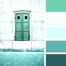 Good Shades What Color Compliments Teal Of Turquoise Chart Blue Palette Colours  Colors ...