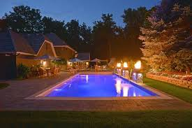swimming pool lighting ideas. Swimming Pool Lighting Ideas Landscaping Network Intended For Deck