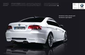 All BMW Models 2010 bmw m3 coupe : Sometimes history repeats itself. Sometimes it gets lapped. | BMW ...