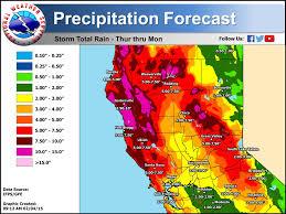 California Annual Rainfall Chart The California Drought Of 2015 February California Waterblog