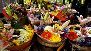 dangwa deals p100 flower arrangementore