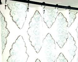 shower curtain rod rings ceiling mount shower curtain rod oval