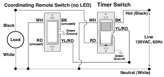 electrical how do i install a leviton light switch timer? home Home Wiring Light Switch 3 way wiring with coordinating remote switch (vp0sr 10) home light switch wiring diagram