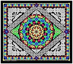 Velvet Coloring Posters Adults 544 Large Coloring Posters Poster