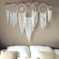 spectacular idea dream catcher wall decor modern house native art beautiful best bedroom ideas on bedding