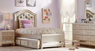 Kids White Bedroom Furniture Twin Bed Frame Fo 7465 | ecobell.info