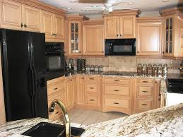 Kitchen Colors With Black Appliances Stainless Steel Range Hood