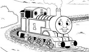 Small Picture Printable Thomas the Train Coloring Pages Coloring Me