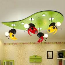 childrens bedroom lighting. Childrens Bedroom Lighting Kids Room Light Fixture Modern Led Ceiling Lights  For Children Night . D