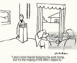 bring work home. Bring Work Home Cartoon 13 Of 14 O