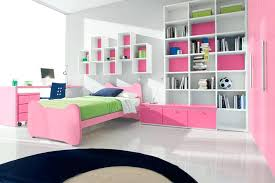 bedroom wall storage brilliant units for bedrooms space saving solution feminine pink themed modern kids uk