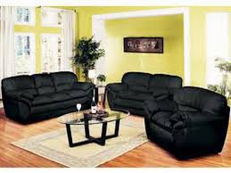 Living Rooms With Black Furniture Pin By Safeer Hassan On Wall Colors With Black Furniture Pinterest