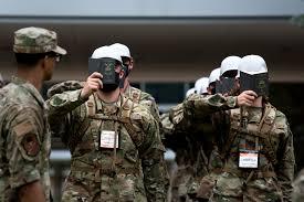 u s air force academy basic training