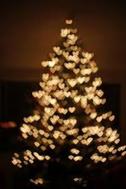 christmas tree tumblr photography. Brilliant Christmas Most Would Say This Christmas Tree Is Decorated With Heart Lights But To Me  I See A Lighted The Wings Of Our Angels Inside Tree Tumblr Photography E