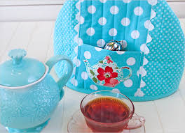 Pretty Tea Cozy | Sew4Home & Pretty Tea Cozy Adamdwight.com