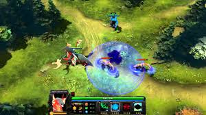 dota 2 abyssal underlord pit lord youtube