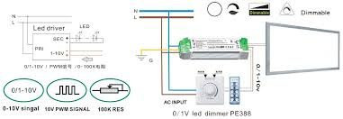 0 10v dimming pwm dimming led driver 28 48v 0 1300ma max buy how to install a dimmer switch with 4 wires at Led Dimmer Wiring Diagram