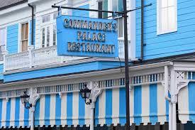 commander s palace restaurant garden district