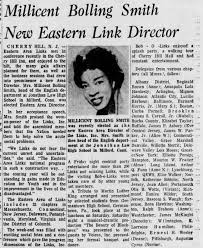 Millicent Smith Eastern Area Director The Pittsburgh Courier April 26, 1969  - Newspapers.com