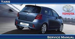 Toyota Vitz/Yaris 2005-2012 Service Repair Manual – Bullfrog ...