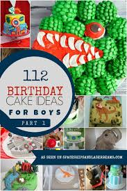 112 Birthday Cakes For Boys Boys Birthday Cake Ideas Spaceships