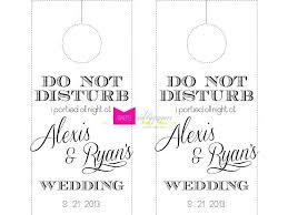 Do Not Disturb Door Hanger Template. Diy Door Hanger \u2013 ...