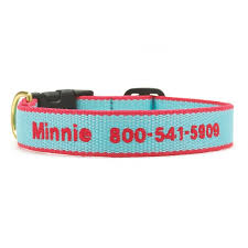 Coral Color Combinations Embroidered Collars Available In 9 Color Combinations