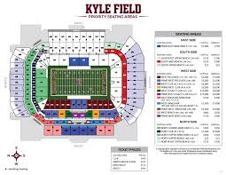 Tamu Football Seating Chart Season Ticket Survey The Swc Round Up