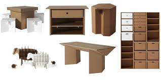 Corrugated Cardboard Furniture Recycling Of Corrugated Cardboard Packaging At New High
