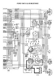 ford mustang wiring diagram wiring diagrams wiring diagram for 1966 ford mustang the