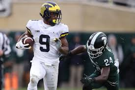 University Of Michigan Depth Chart Michigan Football Wide Receivers Depth Chart Predictions